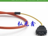 弘元鑫 厂家直销 兼容三菱CA7003 工控连接器