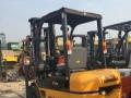 二手九成新龙工3吨、3.5吨、4吨等高低门架叉车转让