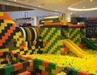 人气狂嗨欢乐很的积木乐园出租乐高积木城堡出租租赁啦