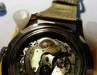 专业维修手表,挂钟,换瑞士手表电池,实体商家