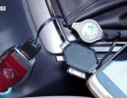 方便快捷车载充电器 可定制各种汽车品牌车标