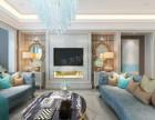 两江春城花园洋房装修案例 现代风格设计方案效果图