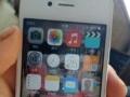 低价出售闲置苹果4白色