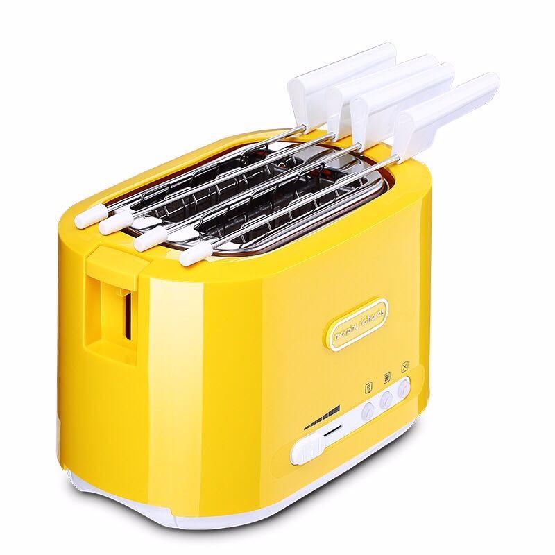 出让olabuy商城全新英国烤面包机黄色送烤架可快递