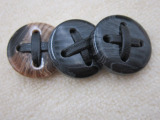 个性高档女装纽扣  树脂暗脚组合纽扣  装饰扣