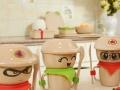 美国壳氏唯环保稻壳餐具加盟 厨具餐具