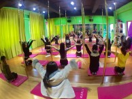 资阳舞蹈培训 日韩爵士舞唯美钢管舞 表演演出培训班
