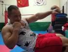 洪流武道馆 散打搏击MMA综合格斗防身术实战跆拳道