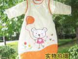 气球小熊、花朵睡袋、全棉睡袋、婴儿睡袋、长袖睡袋、防踢被