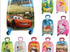 卡通儿童万向轮拉杆箱 方形行李箱18寸