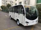 北京故宫游客代步14座电动观光车72000元
