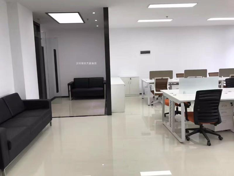 免佣直租 百瑞达大厦 精装甲级 丰富共享功能区