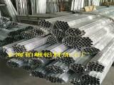 直销合金铝管 镀锌管 空心铝管加工厂