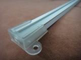 U型铝槽led硬灯条外壳 LED硬灯条铝槽外壳 硬灯条配件