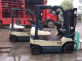 泰州二手林德前移式叉车 永恒力堆高叉车 仓库堆高专用叉车