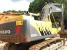 转让 挖掘机沃尔沃急售原装精品纯土方沃尔沃210面议