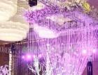 婚礼现场布置/婚礼道具租赁/灯光音响租赁/舞台桁架