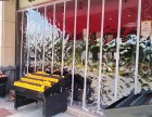 夏季门面空调帘,自吸空调帘,磁性空调帘免费上门设计