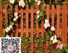 重庆户外木平台防腐木栏杆栅栏地板制作厂家
