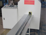 供应双条木箱镀锌钢带包边生产线