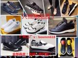 广州厂家直销奢侈品大牌潮牌男鞋女鞋复刻一比一货源微商实体代理