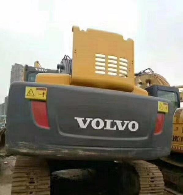 转让 挖掘机沃尔沃精品沃尔沃240整车原装包邮