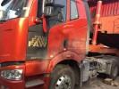 各种半挂后翻8,5米货箱低价出售,可按揭1年5万公里26.8万