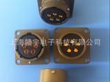 PT06A14-5S  PT02E14-5P军规连接器航空插头5