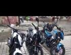 现货批发二手精品摩托车,各种品牌,微信号13813