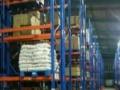 重型仓库货架9成新低价处理可回收二手货架