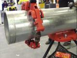 2寸-4寸手动割管器H4S消防防爆管道维修专用快速切管器