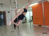 双流钢管舞培训学校 钢管舞教学 钢管舞表演学校