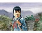 出售写意花鸟 山水及人物画 高仿名家名作 纯手绘