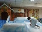 淘气堡加盟 娱乐场所 投资金额 5-10万元