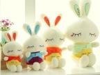 招代理 批发可爱大号LOVE兔兔爱情兔子毛绒玩具公仔抱枕 一件代发