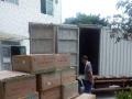 五十铃4米2厢式货车长短途货运搬家