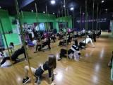 鄂州主播秀才艺培训钢管舞健美身材养成