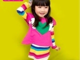 3岁4岁5岁6岁7岁8岁女童儿童装秋装韩