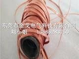 金戈T2铜丝编织线 方形铜编织带 非标定制