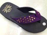 亮丽时尚女拖鞋 松糕鞋 舒适休闲拖鞋 手