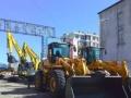 伊春金日汽车现有85. 220 16 中小型卡特挖掘机