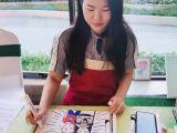 广州天河楼盘一手暖场DIY手工粘土漫画人物肖像速写素描