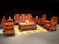缅甸花梨十件套沙发多少钱