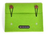 羊毛毡内胆包平板电脑包 10寸ipad2 3保护套