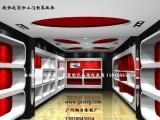 供应商场货柜定做-商场店铺设计-广州烤漆