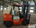 杭州3吨4吨二手九成新叉车出售转让