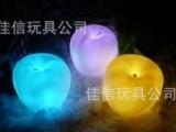 发光七彩苹果灯 七彩渐变灯浪漫小夜灯 礼品创意39g