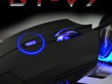 包邮 耐用鼠标 好IC  加重设计 好USB线 游戏鼠标 网吧鼠