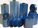 东莞塘厦透明包装塑料薄膜 PVC收缩膜 POF热收缩膜 贴体机包