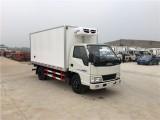 芙蓉4米2江鈴國5冷藏車首付多少錢 芙蓉冷藏車那里有賣